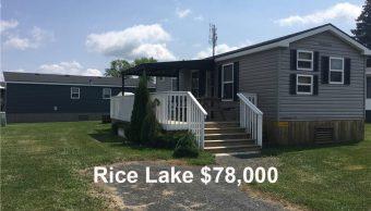 Rice Lake – South | ecottagefilms